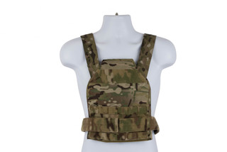 High Speed Gear Slick Plate Carrier is an accessory ready, modern, and lightweight option for medium plates in MultiCam.