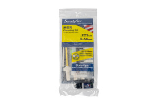 Swab-Its MSR cleaning kit makes maintaining your AR-15 or similar modern sporting rifle fast and easy