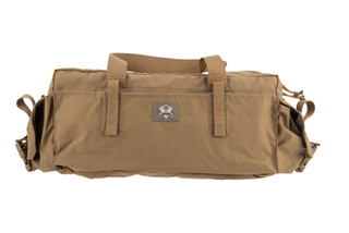 Grey Ghost Gear RRS transport bag comes in coyote brown