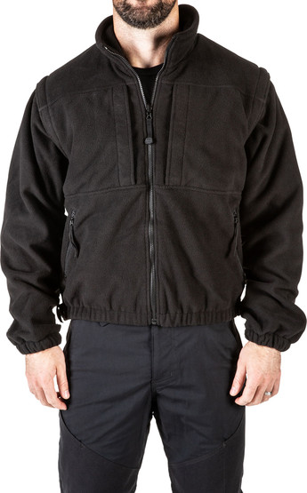 5.11 Tactical 5-In-1 Jacket with reversible fleece interior