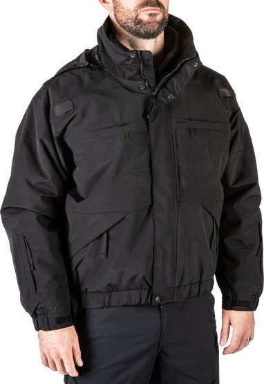 5.11 Tactical 5-In-1 Jacket with zip front