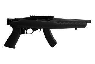 Ruger 10/22 charger pistol includes a picatinny mount for arm braces