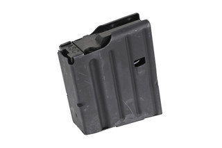 The Ammunition Storage Components 5 round 7.62 NATO magazine is made from stainless steel