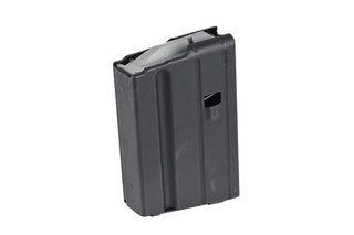 The Ammunition Storage Components 6.8 SPC magazine is constructed out of stainless steel alloy