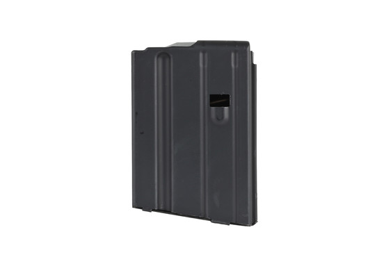 The ASC 6.8 SPC magazine with 5 round capacity has a black Marlube finish
