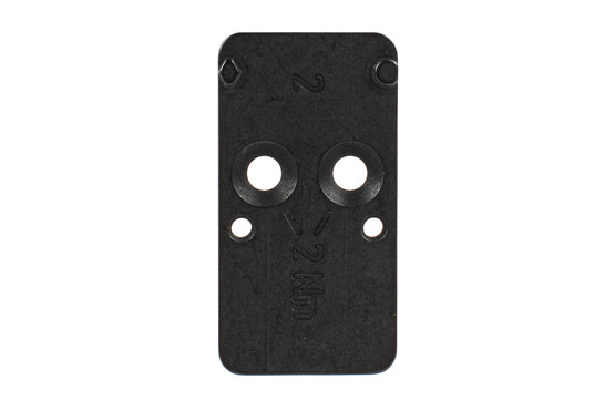 H&K VP9 slide adapter plate #2 is designed for Trijicon RMR red dot sights