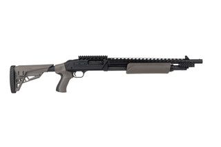 Mossberg 500 Scorpion features accessories from ATI