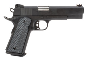 Rock Island armory M1911-A1 10mm pistol features a 5 inch barrel