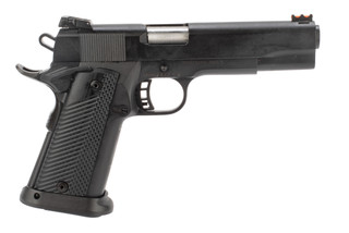 Rock Island Armory M1911 Ultra 10mm pistol features a 5 inch barrel