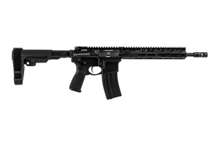 Bravo Company Manufacturing RECCE-12 MCMR 300 BLK complete rifle with pistol gas system