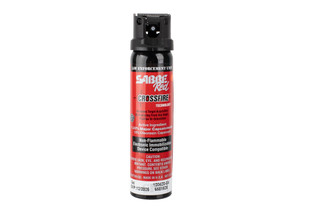 Sabre Crossfire Pepper Spray MK4 features a 3 ounce gel formulation