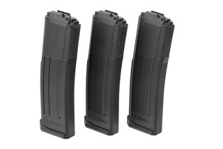 CMMG 5.7 AR-15 magazines with 40-round capacity. 3 per pack