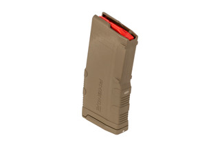 Amend2 AR-15 20 round magazine 20 round mod 2 features a flat dark earth polymer construction