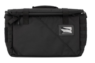 511 Tactical SZ Wingman Patrol Bag is made from black Nylon material