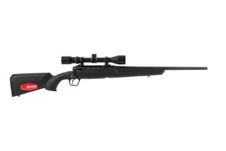 Savage Axis XP Compact 243 Win Bolt Action Rifle in Matte Black