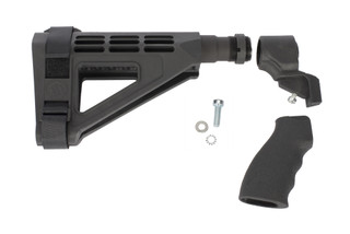 SB Tactical SBM4 Mossberg 590 Shockwave Stabilizing Brace - Black