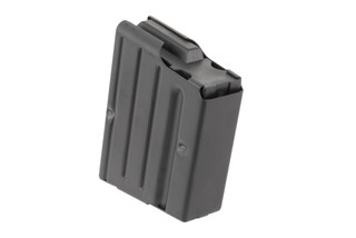 C Products 5 round 308 magazine is made from steel