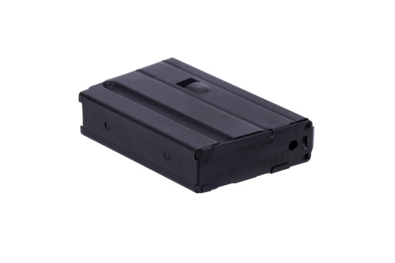 The C Products 6.5 grendel magazine has a removeable floor plate
