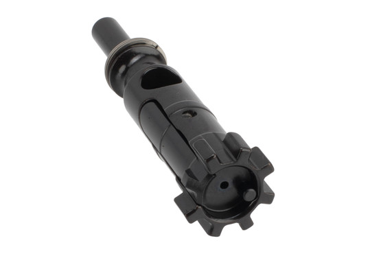 Rubber City Armory 6.8 SPC Bolt Assembly features durable 9310 steel construction with a black nitride enhanced finish