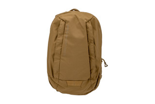 The Grey Ghost Gear Scarab Day Pack in Coyote Brown is made from Ripstop and LiteLok Nylon material