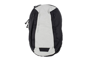 Grey Ghost Gear Scarab Day Pack comes in a black and grey color scheme