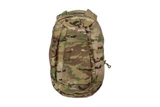 The Grey Ghost Gear Scarab Day Pack MultiCam is designed to hold enough gear for 24 hours
