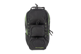 Grey Ghost Gear Civilian Impact Bag comes in black and Lime green