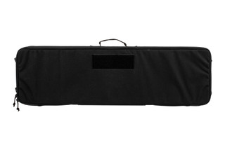 The Grey Ghost Gear rifle case can hold a rifle up to 38 inches in length