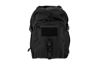The Grey Ghost Gear Griff Pack is constructed from black 500D Cordura