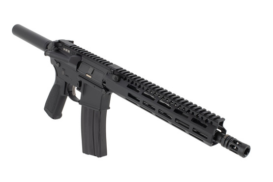 BCM Recce-11 pistol features an 11.5 inch barrel