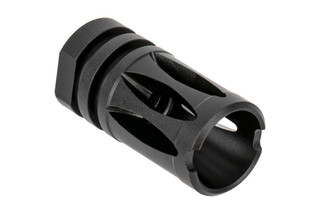Forward Controls Design Stoner 63 compensator for 1/2x28 threading is highly effective at flash reduction and compensating.