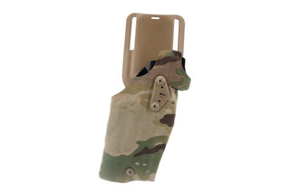 Safariland Glock 19 Holster features the ALS and comes in Multicam