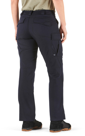 5.11 Women's Tactical Stryke Pant in Dark Navy with Teflon finish