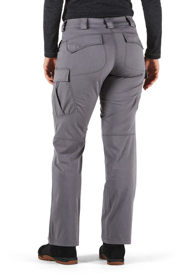 5.11 Women's Tactical Stryke Pant in Storm with Teflon finish