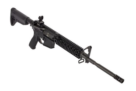 BCM 16in MOD 2 AR 15 Free Float Quad Rail 5.56 NATO