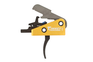 The Timney AR Trigger 3lb Single Stage Drop In fire control group is designed for competition