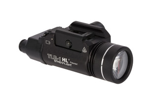 The Streamlight TLR-1 HL Weaponlight with Long Gun Kit provides 800 Lumens of bright LED white light
