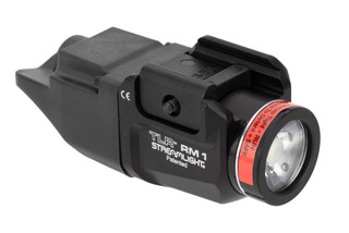 Streamlight TLR RM1 Rail Mount Weapon Light comes with a tapeswitch