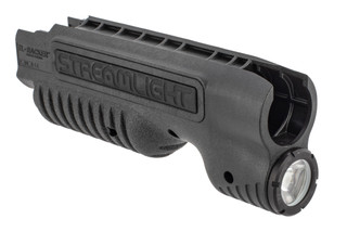 Streamlight TL Racker Remington 870 weapon light forend outputs 850 lumens