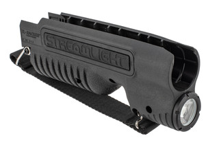Streamlight TL Racker PA exclusive weapon light for Mossberg 590 Shockwave in black
