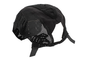 Team Wendy Carbon EXFIL helmet cover in black