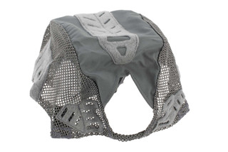 Team Wendy helmet cover 3.0 size 2 in wolf gray
