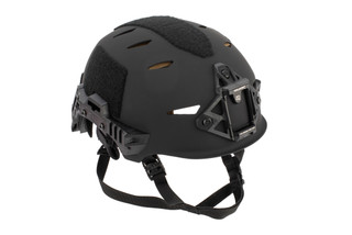 Team Wendy EXFIL Carbon Bump Helmet Rail 3.0 Size 1 M/L in Black features a carbon fiber shell