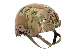 Team Wendy EXFIL Carbon Bump Helmet Rail 3.0 Size 1 M/L in MultiCam features a carbon fiber shell