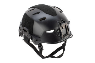 Team Wendy EXFIL LTP Bump Helmet Rail 3.0 Size 2 XL in Black features a Polymer shell