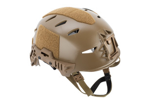 Team Wendy EXFIL LTP Bump Helmet Rail 3.0 Size 1 M/L in Coyote Brown features a Polymer shell
