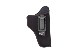 Blackhawk IWB pistol holster Size 2 is designed for double action revolvers