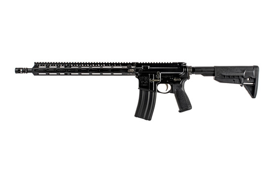 "Bravo Company Manufacturing 16"" RECCE-16 M-LOK rifle with mid-length gas system and BCM PNT trigger"