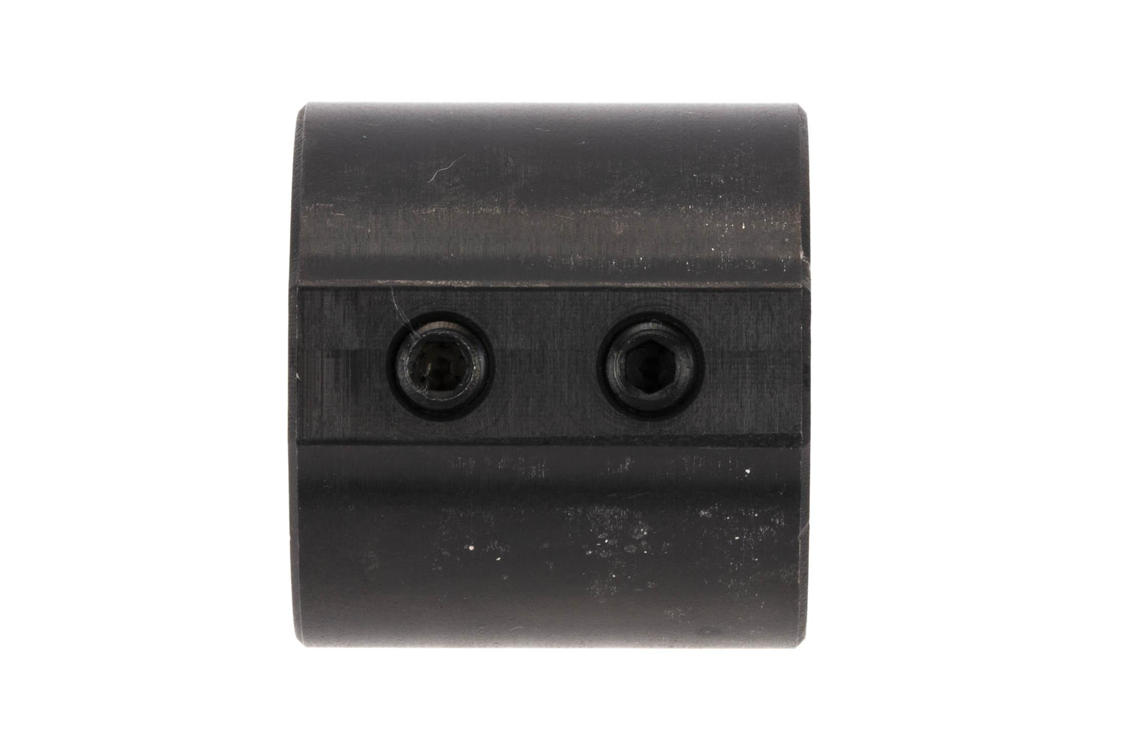 Cotton Arms adjustable .750in AR-15 gas block mounts securely with dual set screws
