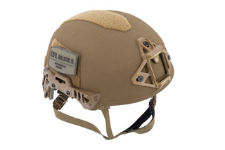 Team Wendy EXFIL ballistic SL helmet in coyote brown is Level IIIA rated